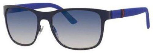 Gafas de sol Gucci Semi Marco Negro / Lente Gris 56MM 2247/S  | $631,000.00