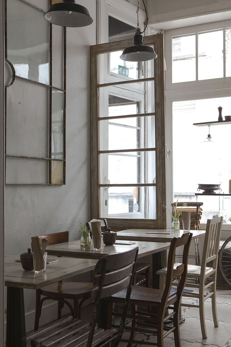 Sustainability Style (and Food) at Native Restaurant in Antwerp: Remodelista