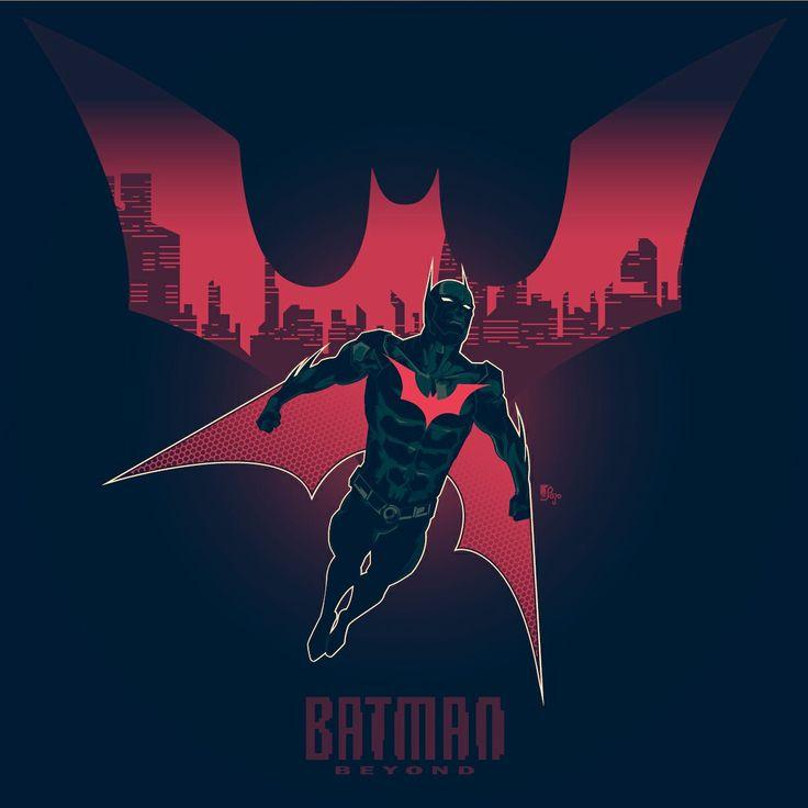 Batman Beyond by Julio Pozo