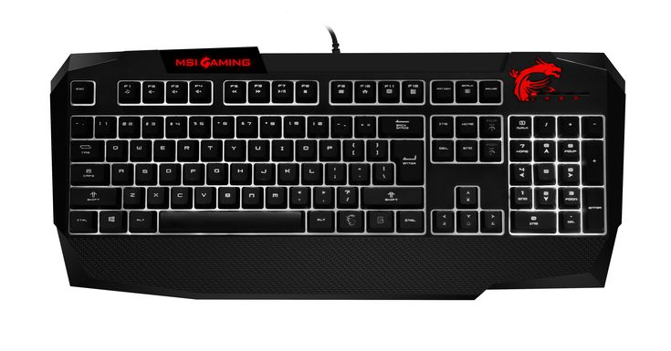 Tastiera per gaming MSI