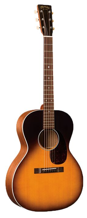 C.F. Martin's Guitars 17 Series, OOL-17 w/short scale and thin finish 1