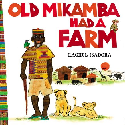 "This fabulous version of the classic nursery song ""Old MacDonald"" introduces children to a menagerie of African animals and their sounds. It is beautifully illustrated by Caldecott Honor winner Rachel Isadora, with her signature collage-style artwork."