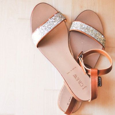 In love with these sandals.