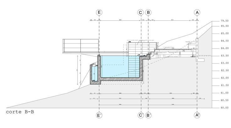 Aquamundo piscinas pinterest for Piscine miroir overflow