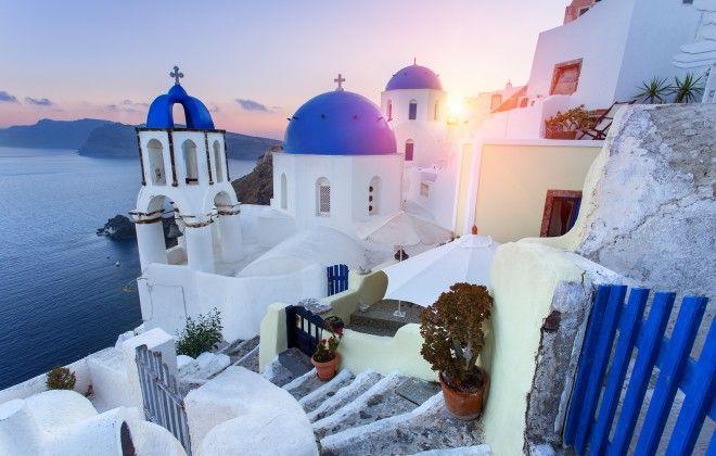 11 Travel Tips Greece Orthodox church, Oia, Santorini