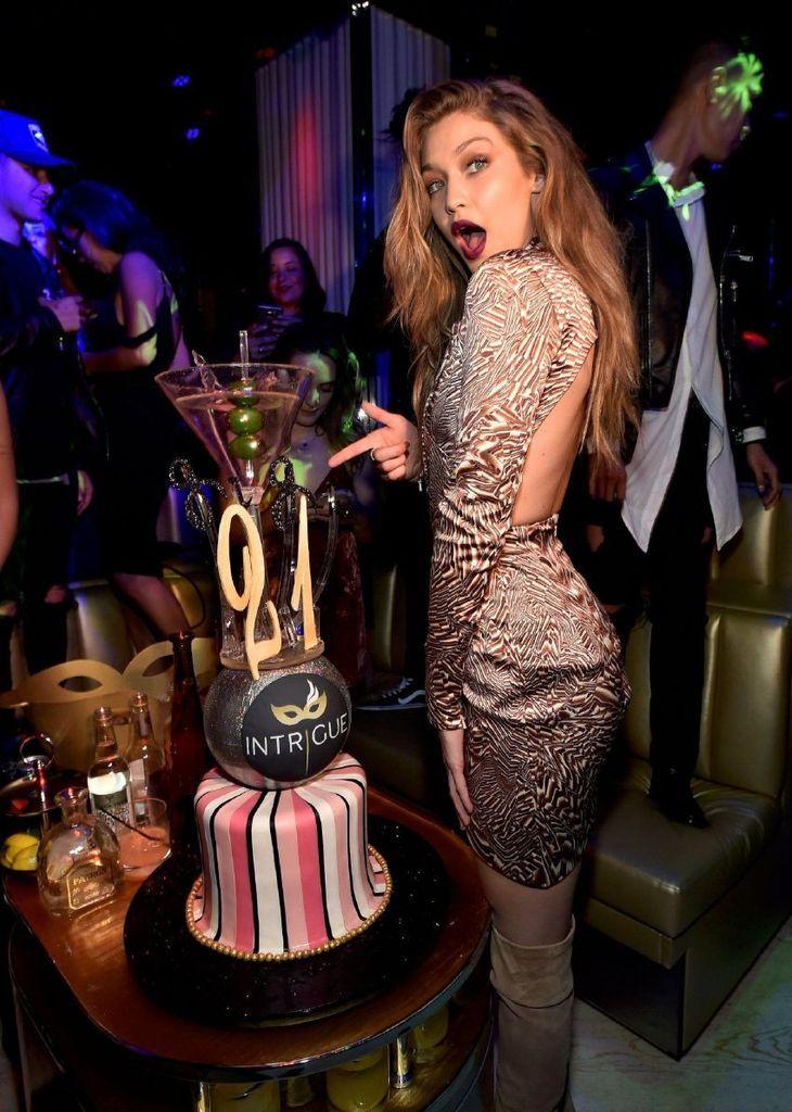 Gigi Hadid – 21st Birthday Party in Las Vegas : Global Celebrtities (F) FunFunky.com