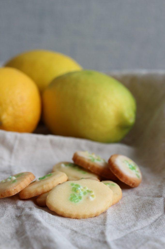 Vánoční citrónky