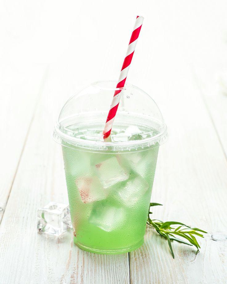 """Summer lemonade """"Estragon"""""""