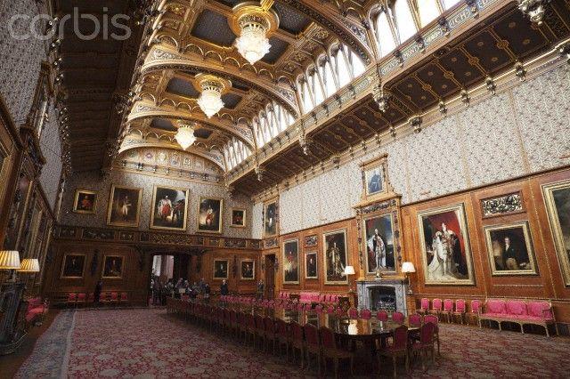 77 best images about windsor castle on pinterest damasks for Interieur windsor