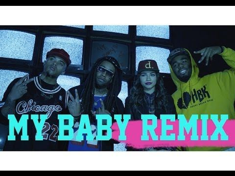 Zendaya - My Baby Remix (ft. TY$, Bobby Brackins, & Iamsu!) - YouTube