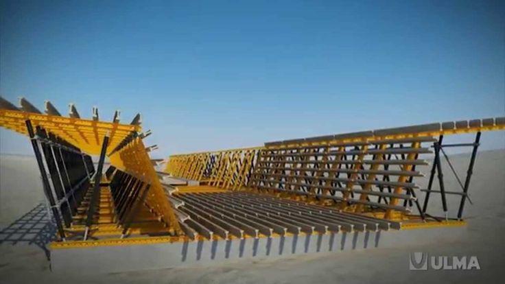 Puente empujado - ULMA Construction [es]