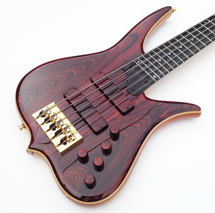 SURINE Quest 5-string bass...