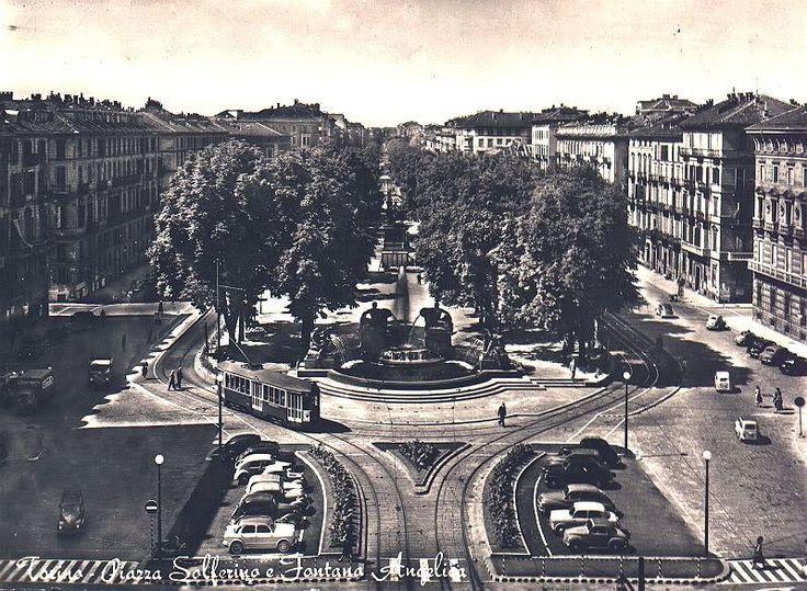 Piazza Solferino - TORINO