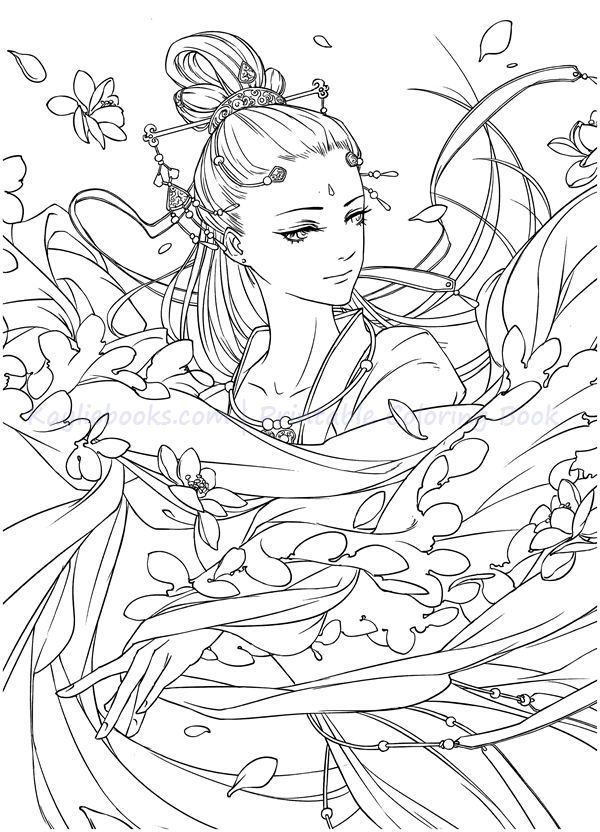 Download Classic Portrait Coloring Page In 2021 Coloring Books Coloring Pages Printable Coloring Book