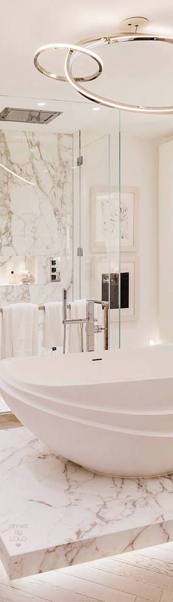 Kelly Hoppen | LOLO❤︎  Micoley's picks for #luxuriousBathrooms www.Micoley.com