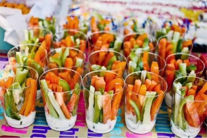 salad shots