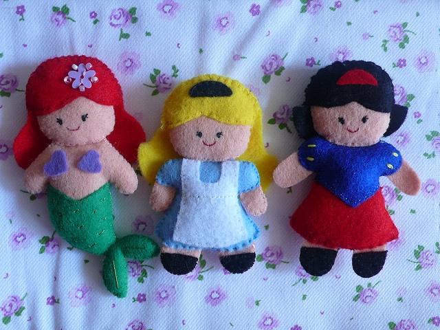 felt princesses #felt: Idea, Felt Projects, Felt Crafts, Disney Princesses, Princesses Felt, Felt Princesses, Crafts Felt