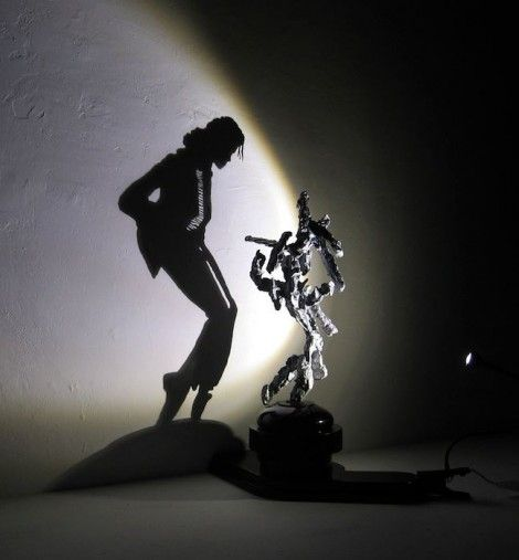 amazing shadow art