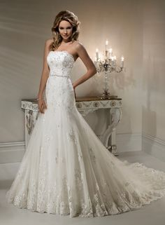 1000  ideas about Wedding Dresses For Tall Women on Pinterest ...