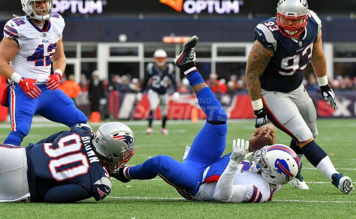 Nordstrom's Best Presented by CarMax: Patriots-Bills 12/24 | New England Patriots