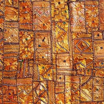 Asian Style Fabric 84