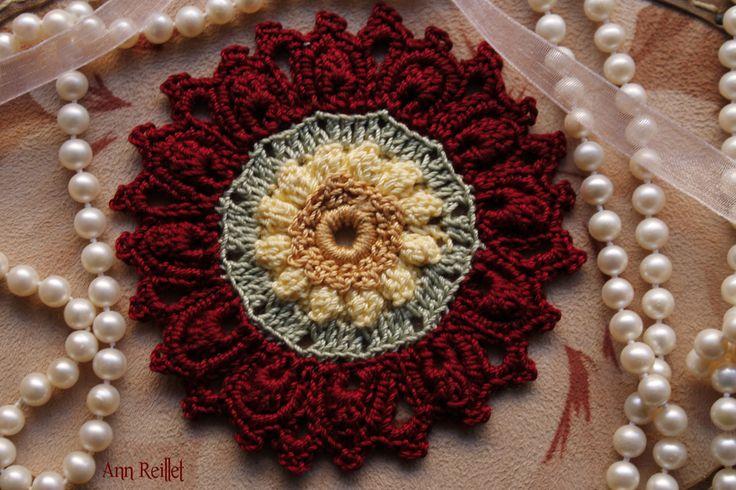 M?s de 1000 im?genes sobre Crochet Patterns Vintage Retro Modern ...