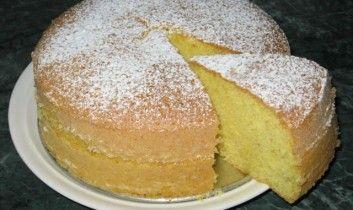 Chutný a rychlý dezert? Vyzkoušejte citronovou babetu!