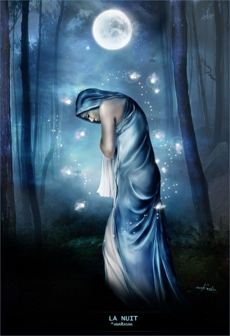 Etain _ Celtic. A moon Goddess  of fertility and all life. Married to the king of the underworld, she was jealously murdered by his first wife to be reborn and married again to the fertility god; finally then dividing her time between the two of them.