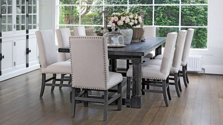 French bordeaux 9 piece dining setting dining furniture for Outdoor furniture harvey norman