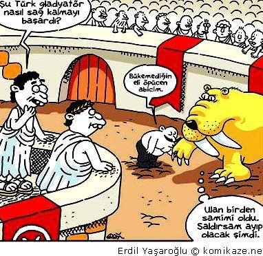 OĞUZ TOPOĞLU : şu Türk gladyatör nasıl kalmayı başardı ? - Bükeme...