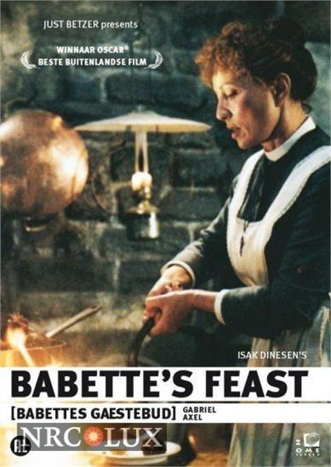 an examination of the movie babettes feast Restaurant janhvi (sonali kulkarni) and padmakka (uttara baokar) are descendants of a royal maharashtrian family they run a restaurant even though janhvi is trained.
