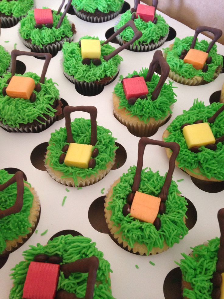 easy father's day cupcake ideas