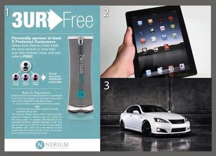 Nerium International Brand Partner Work for your dream not someone else's! Want more info, check it out! http://www.suzannegates.nerium.com