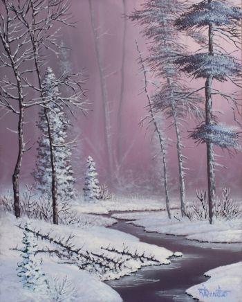 Winter Mauve