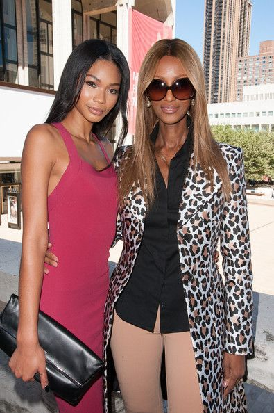 The Supers: Chanel Iman x Iman