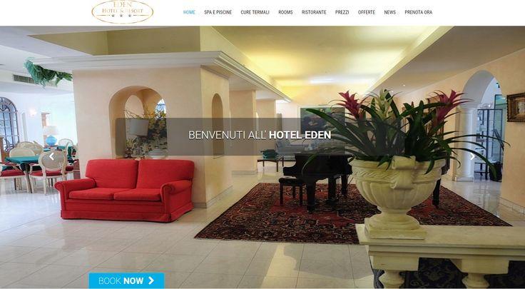 Sei sulla pagina giusta! Creazione siti per Hotel, Alberghi, B&B ecc,  a prezzi modici, con design moderno, professionali e responsive come puoi vedere nell'esempio qui sotto (cliccare sull'immagine).