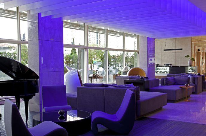 Hotel Pullman (Ibirapuera, São Paulo) / Bisi Arquitetura e Decoração + Consuelo Jorge Arquitetos