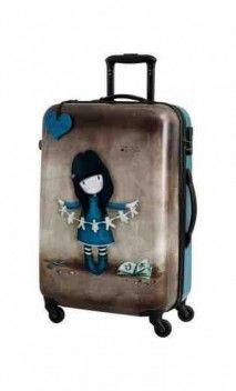 Maleta Gorjuss en varios tamaños y modelos en http://maletasoriginales.com/57-maletas-gorjuss