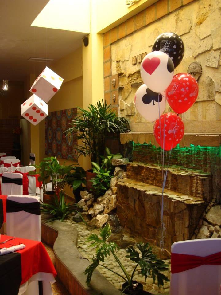 Celebración Día del Padre Tema Casino 2013
