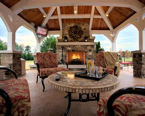 70 best Covered Patio Ideas images on Pinterest