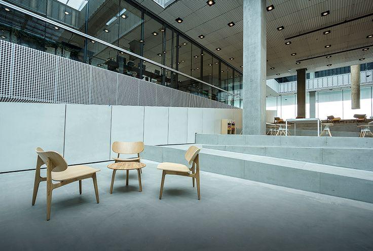 Dokk1 Århus - interiørglas