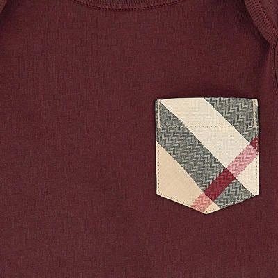 Компания Burberry - Детская классическая футболка - 216806