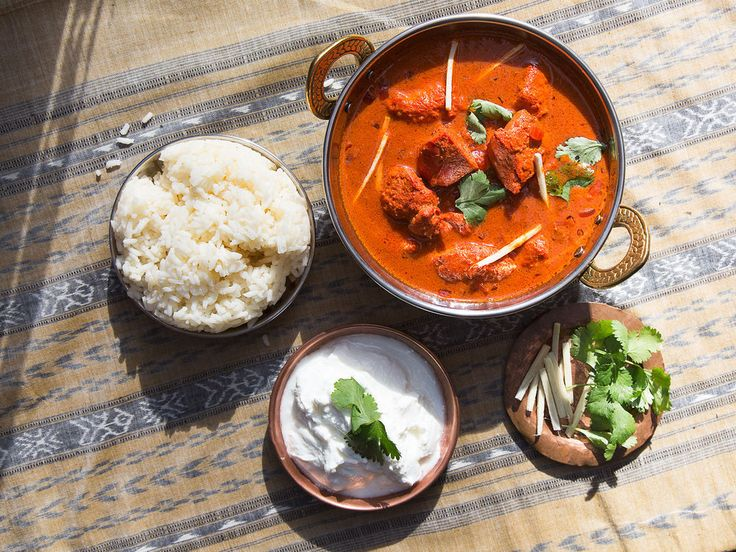 25 Indian Recipes Better Than Take Out : CHICKEN TIKKA MASALA