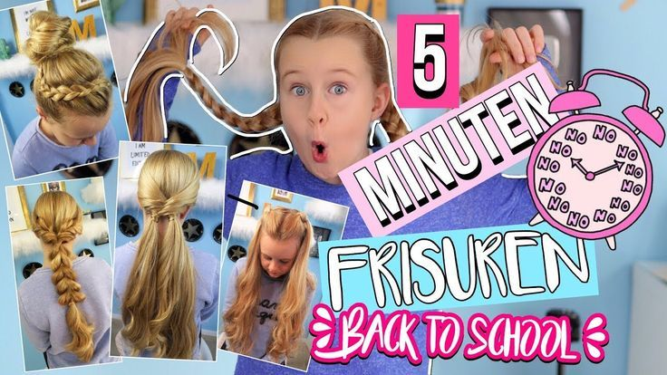 5 Minutes Frisures Back To School Mavie Noelle Back To School Bulletin Boards Back To School Diy Back To Schoo Hair Styles Back To School Beauty Youtubers