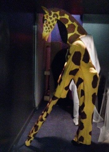 Lion King Giraffe
