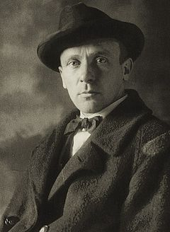 Mikhail Bulgakov - Russian writer, physician and playwright active in the first half of the 20th century.