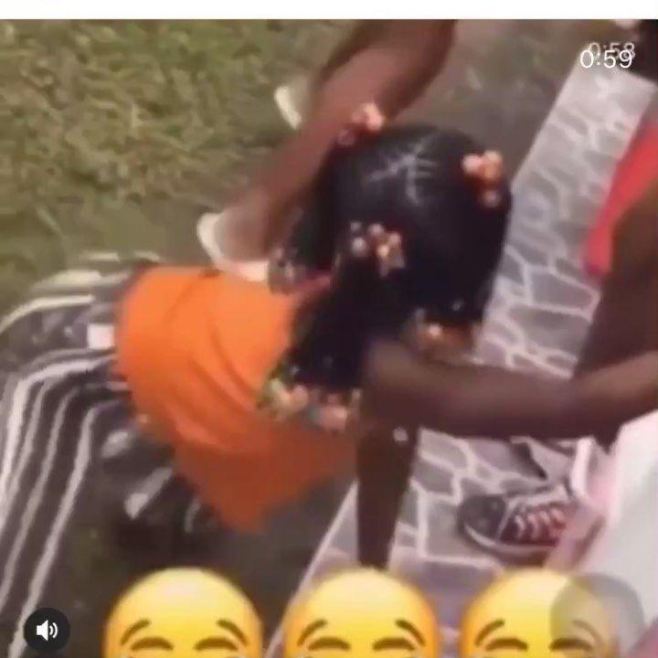 Black 2 Girls 1 Guy Threesome