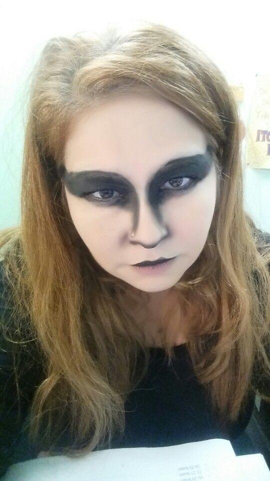 Bat makeup                                                                                                                                                                                 More