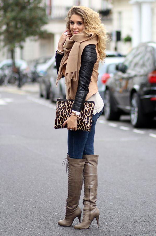 balenciaga envelope Jacket and scarf