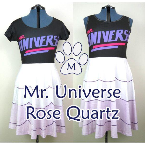 Rose Quartz Universe Steven Universe Skater Dress ($40) ❤ liked on Polyvore featuring dresses, black, women's clothing, cap sleeve skater dress, checkered dress, black skater dress, mixed print dress и checked dress